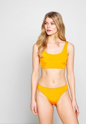 NILLA BEACHWEAR SET - Bikinit - dark yellow