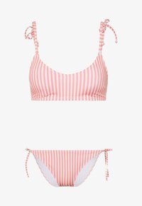 Monki - ALISON BRA ALICE TANGA SET - Bikini - pink - 5