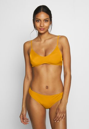 AZAMI BRA AND MIKA BRIEF SET - Bikini - yellow