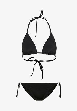 TITTI AND ALICE SET - Bikini - black