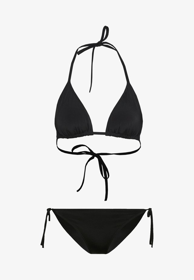 TITTI AND ALICE SET - Bikinier - black