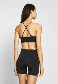 Monki - BECKY AND BEATA SET - Bikini - black - 4