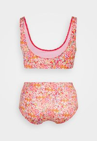 Monki - NILLA SET - Bikini - multicoloured/redmedow - 1