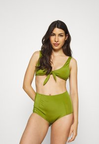 Monki - VANESSA SET - Bikiny - green - 0