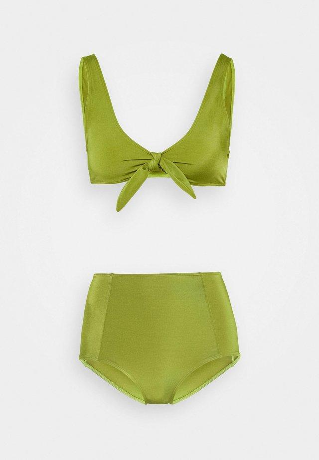 VANESSA SET - Bikini - green