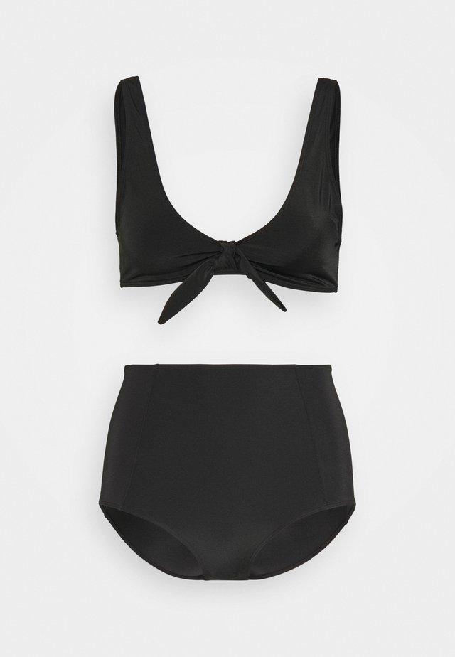 VANESSA SET - Bikini - black