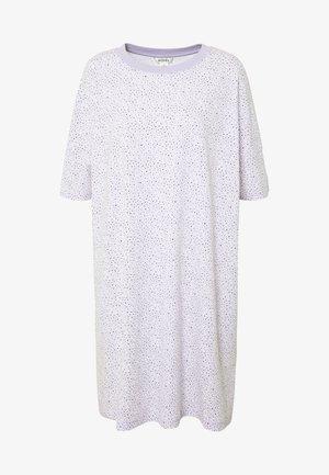 TOONIE - Noční košile - tiny daisy lilac/white/black