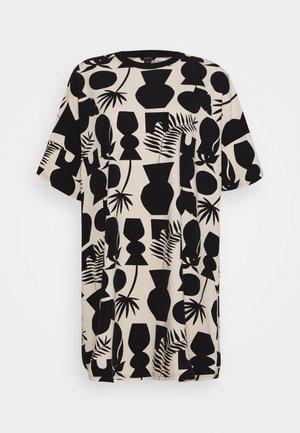 TOONIE - Noční košile - off white/black