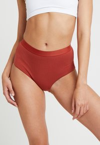 Monki - BOTTOM - Underbukse - dusky orange - 2