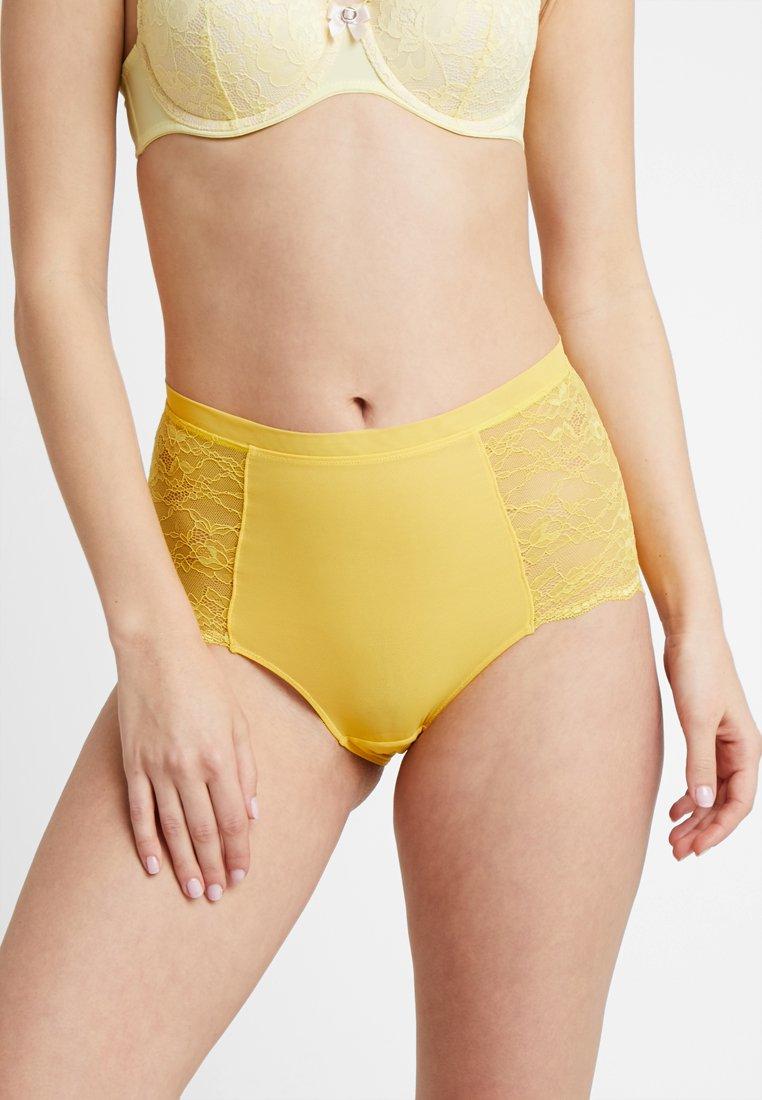 Monki - OMA - Culotte - yellow