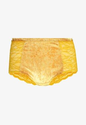 OMA HIGHTWAIST - Culotte - yellow