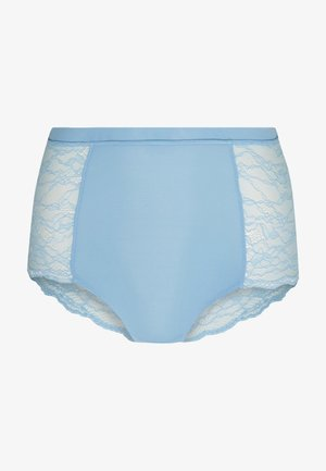 OMA HIGHT WAIST - Briefs - turquoise