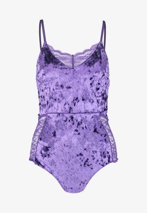 CELINA BODY - Body - deep purple