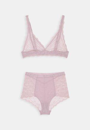 LONNIE AND OMA SET - Onderbroeken - lilac