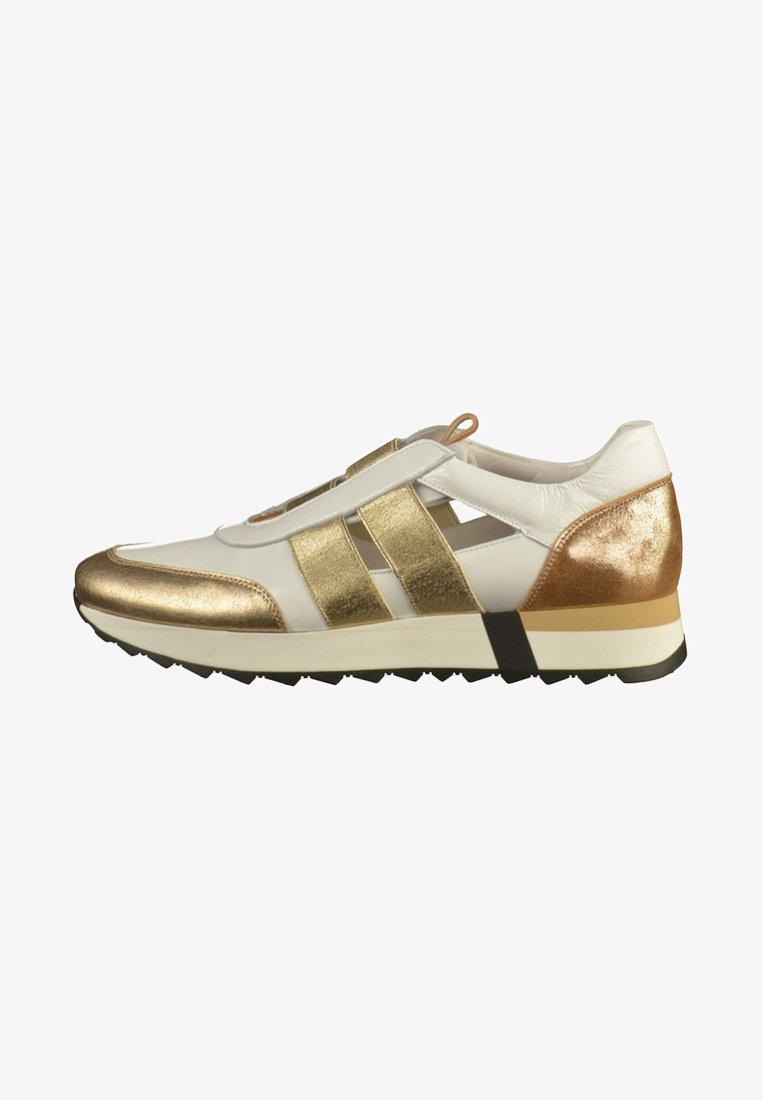 Mot-clé - Sneaker low - platinum/white