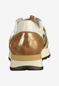 Mot-clé - Sneaker low - platinum/white - 3