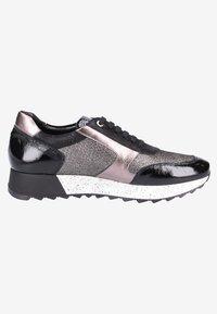 Mot-clé - Sneaker low - atlanta black/white - 6