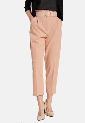 PANTALONI - Trousers - beige