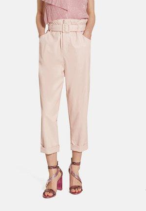 PANTALONI - Trousers - pink