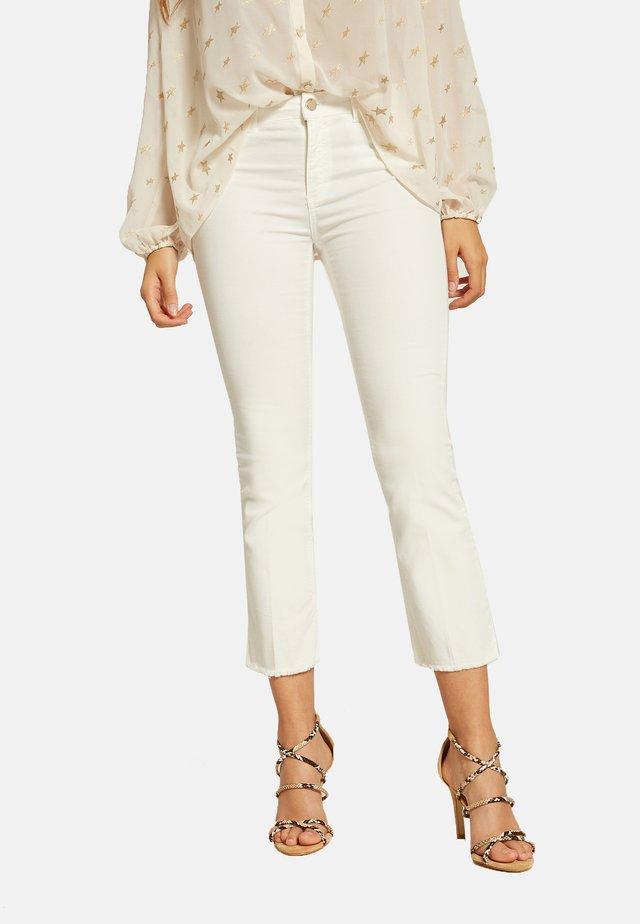 Pantaloni - bianco