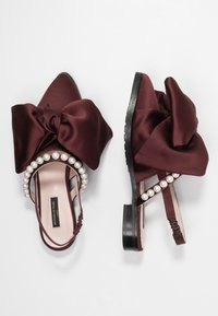 Mother of Pearl - CHELSEA - Instappers - burgundy - 3