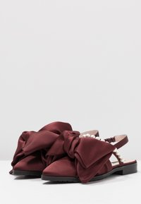Mother of Pearl - CHELSEA - Instappers - burgundy - 4
