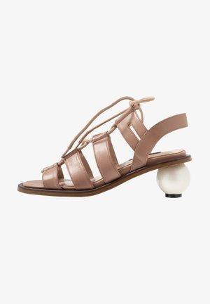 SADIE - Sandaler - natural tan