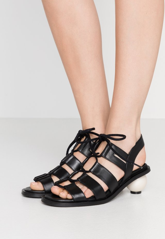 SADIE - Sandals - black