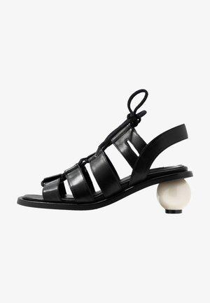 SADIE - Sandals - black