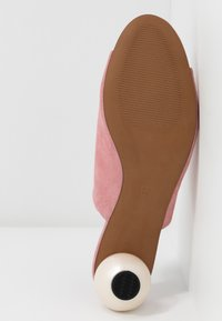 Mother of Pearl - MAEVE - Heeled mules - siena pink - 6