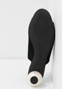 Mother of Pearl - MAEVE - Heeled mules - black - 6