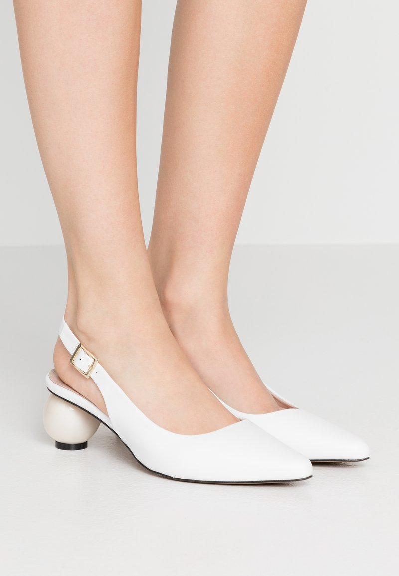 Mother of Pearl - FELICITY - Pumps - white