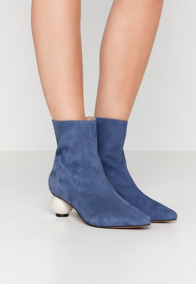 ROXY - Korte laarzen - tasmania blue