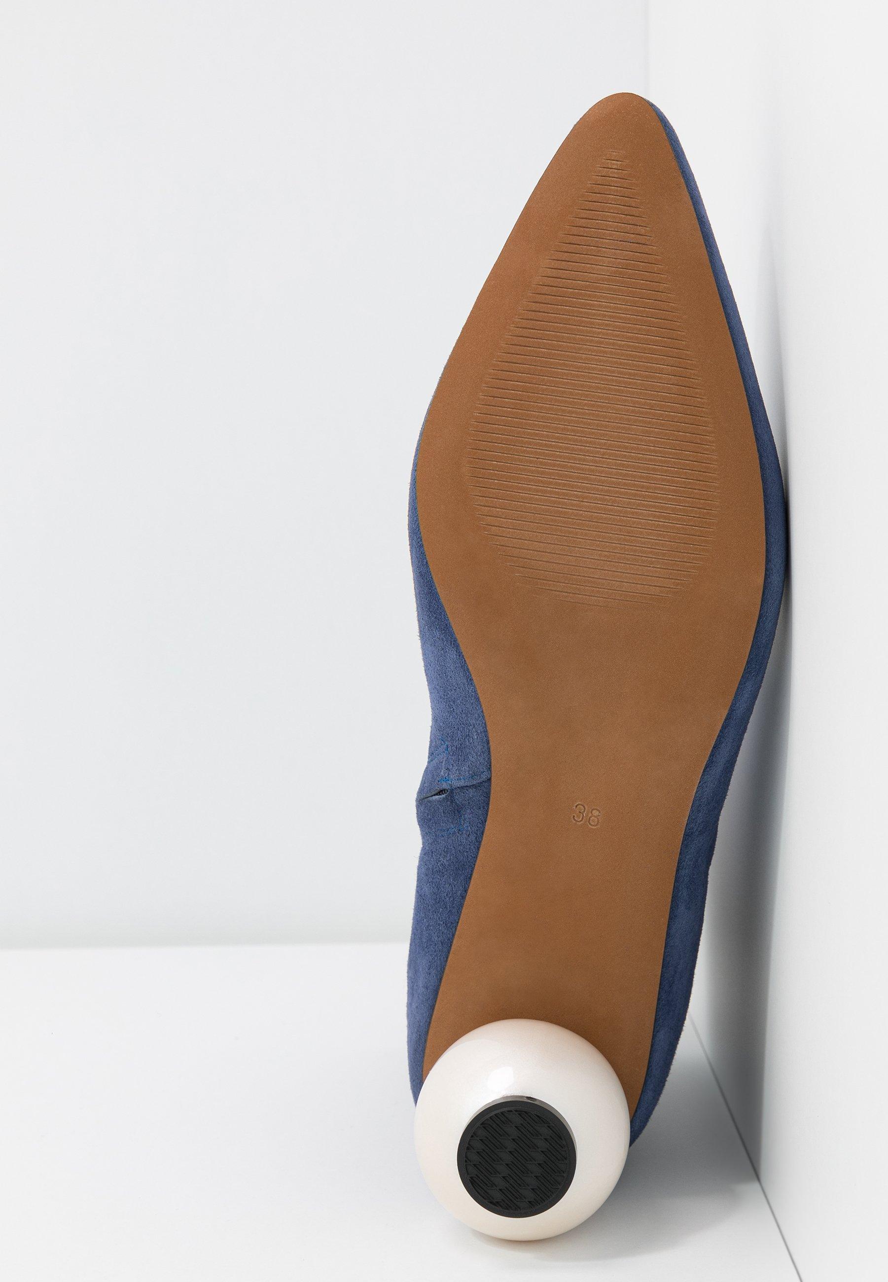 Mother of Pearl ROXY - Bottines - tasmania blue