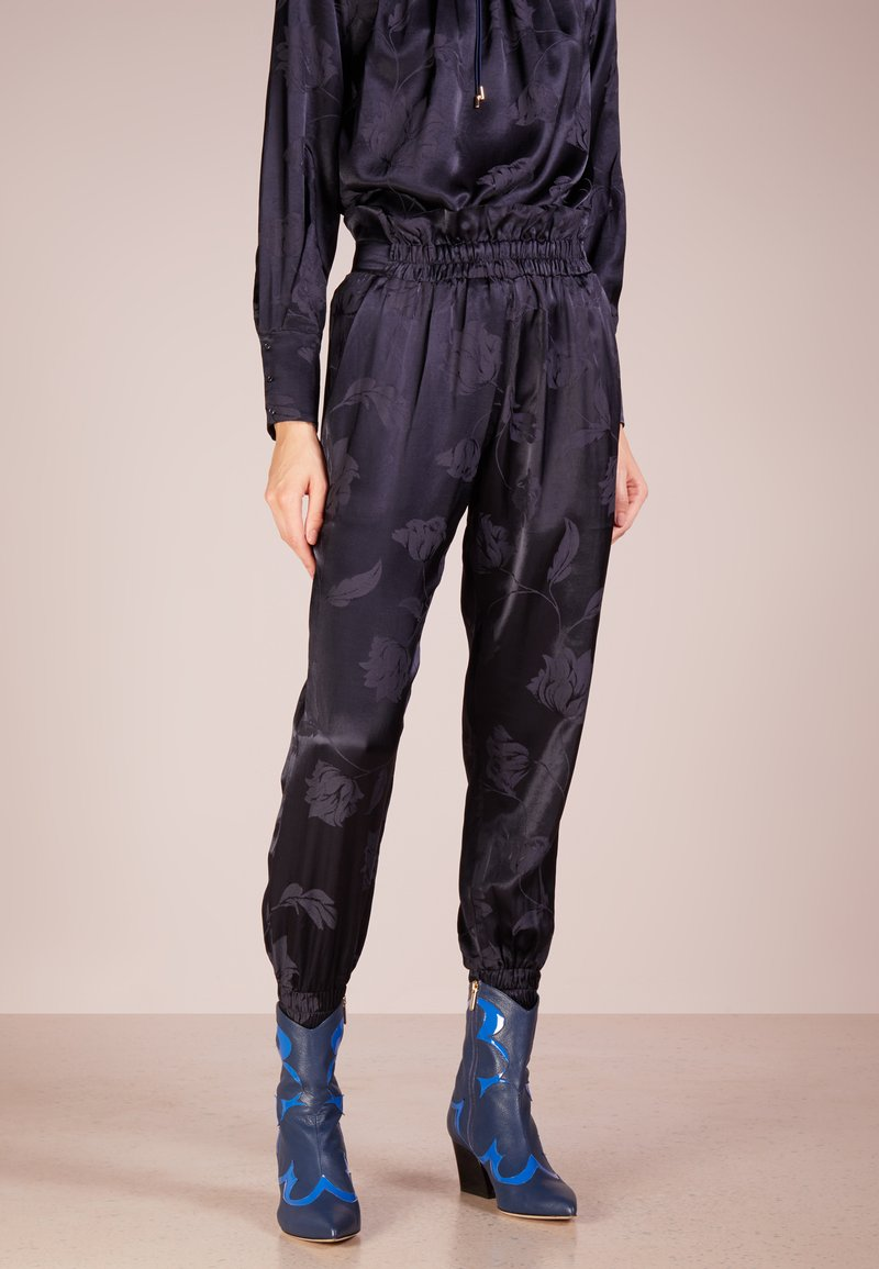 Mother of Pearl - RITA - Trousers - navy