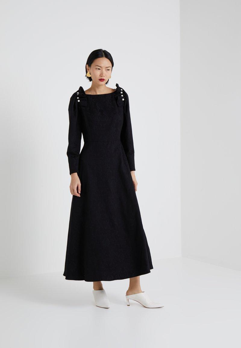 Mother of Pearl - ZULA - Vestito lungo - black