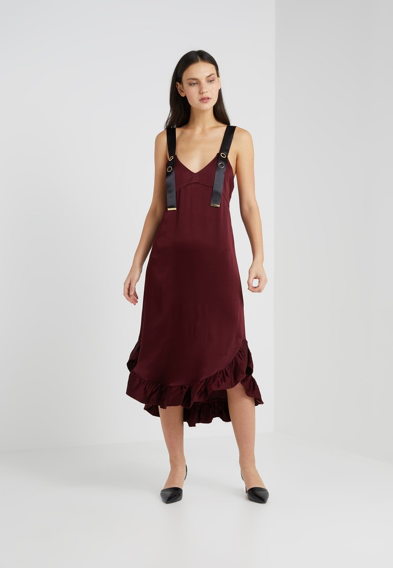 Mother of Pearl - FLORENCE - Cocktailkleid/festliches Kleid - burgundy