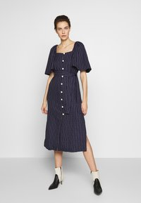 Mother of Pearl - ALICE - Shirt dress - navy - 2