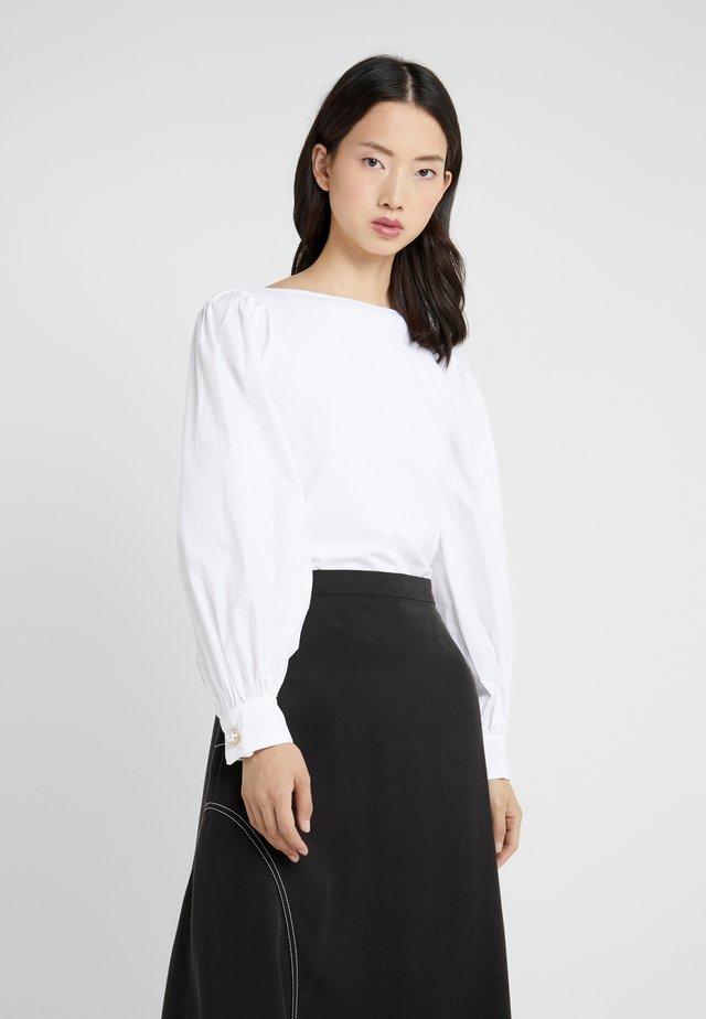 WINIFRED - Blouse - white