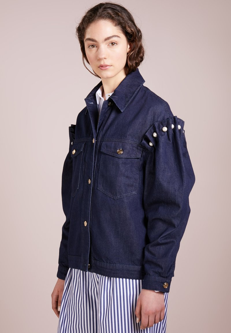 Mother of Pearl - BRENNON JACKET - Denim jacket - blue