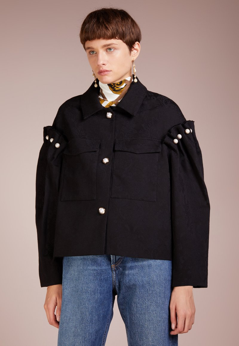 Mother of Pearl - BENNET - Chaqueta fina - black