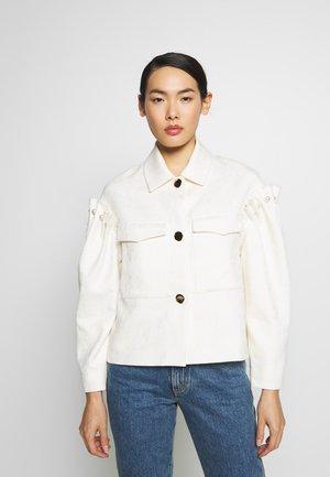 Summer jacket - ivory