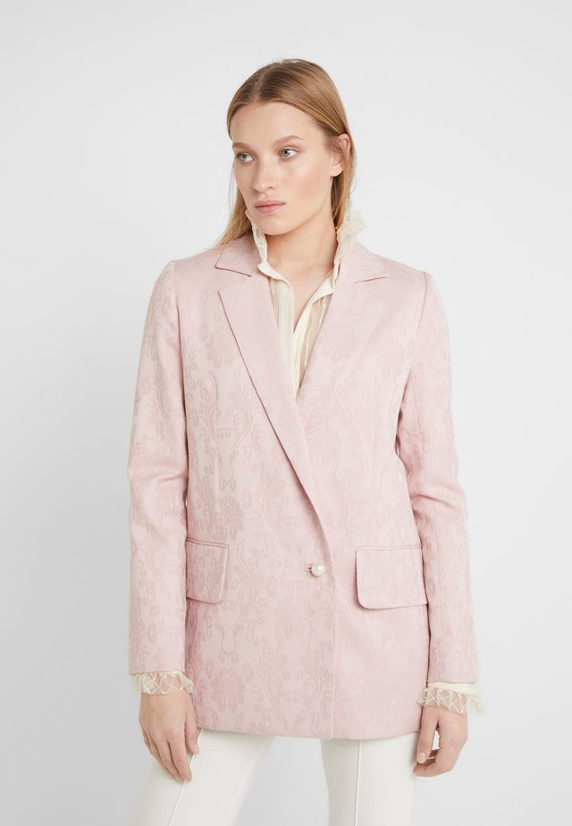 TAILORED JACKET - Żakiet - pink
