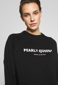 Mother of Pearl - SAMANTHA - Sweatshirt - black - 4