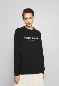 Mother of Pearl - SAMANTHA - Sweatshirt - black - 0