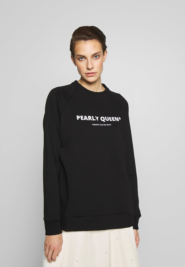 SAMANTHA - Sweatshirts - black