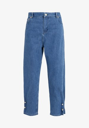 KYRA - Relaxed fit jeans - stone wash
