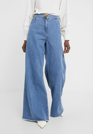 Flared jeans - stone wash