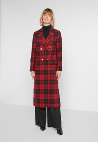 Mother of Pearl - MABLE - Classic coat - red - 0