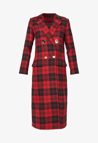 Mother of Pearl - MABLE - Classic coat - red - 3